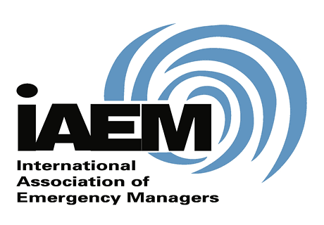 int. assoc. of emergency managers logo